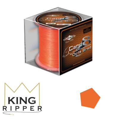Plecionka King Ripper Pomarańczowe