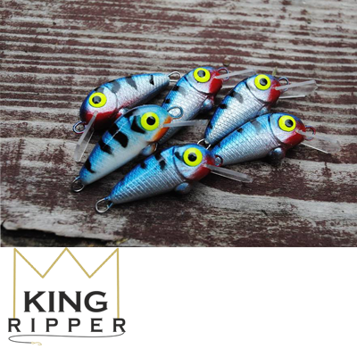 Hand made KING RIPPER