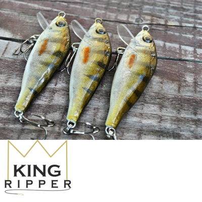 King Ripper hand made ster