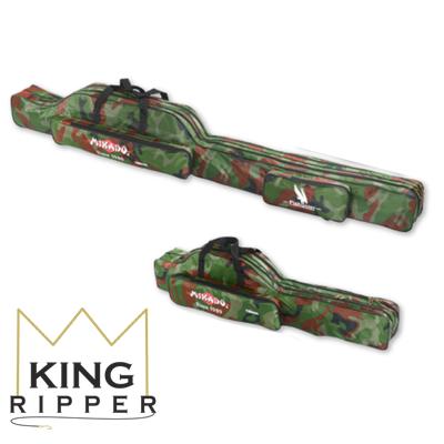 Pokrowiec na wędki 2 komorowy Mikado UWD-04202C King Ripper