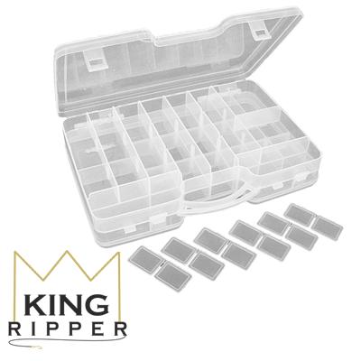 Pudełko wędkarskie MIKADO UABM-307 King Ripper
