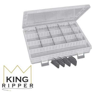Pudełko wędkarskie MIKADO UABM-314 King Ripper