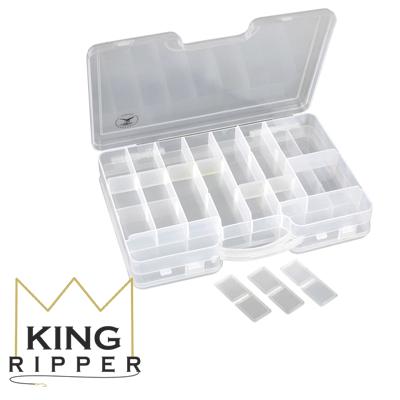 Pudełko wędkarskie MIKADO UAC-C003 King Ripper