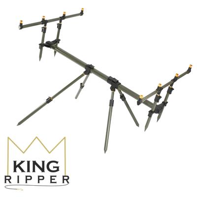 Rod pod fourliner AMP03-122-4 King Ripper