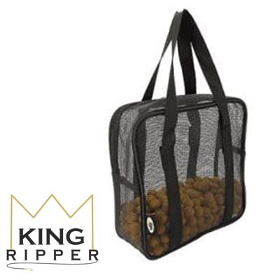 Torba na kulki proteinowe NGT FLA-BOILIEBAG-572 King Ripper