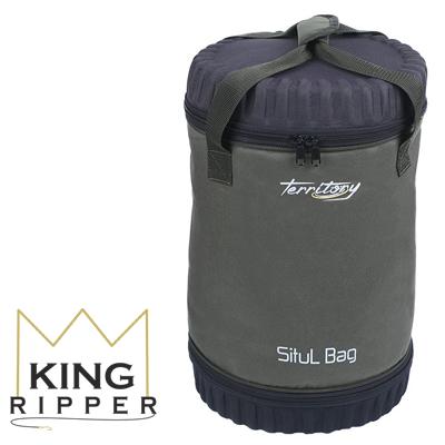 Wiadro torba na kulki proteinowe UWF-002 King Ripper