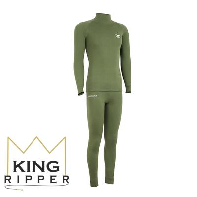 bielizzna termoaktywna KOMPLET BLUZA + LEGGINSY Mikado KING RIPPER