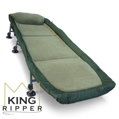 Łóżko Karpiowe NGT KING RIPPER