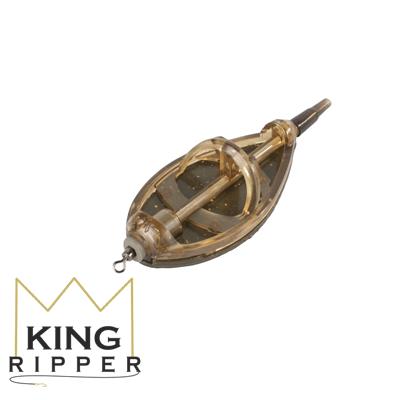 1X koszyczek Method feeder Mikado KING RIPPER