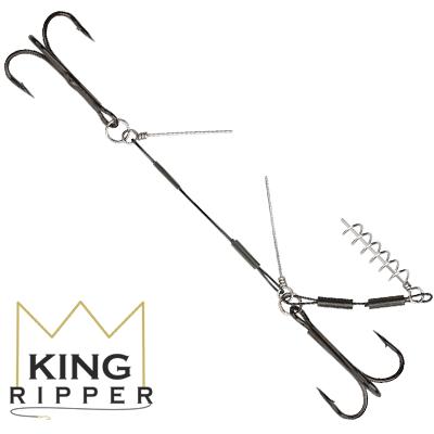 Dozbrojka stalowa Jaws z pinami HDJ01-6-24 Mikado KING RIPPER