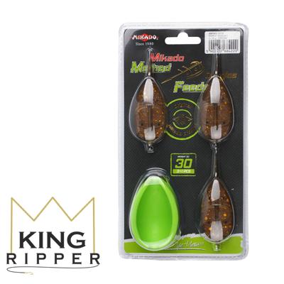Koszyczki Method feeder Mikado KING RIPPER