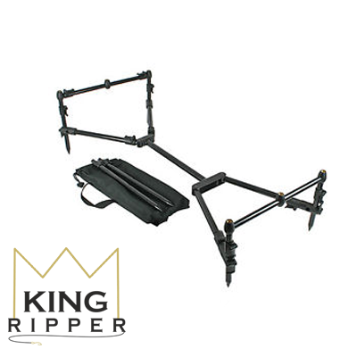 NGT Rod pod Normadic KING RIPPER