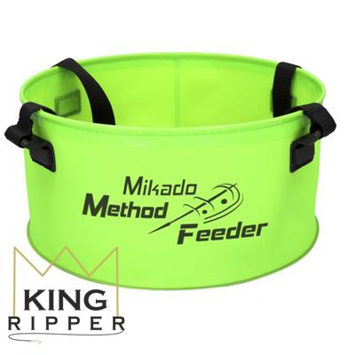 Pojemnik METHOD FEEDER Mikado KING RIPPER