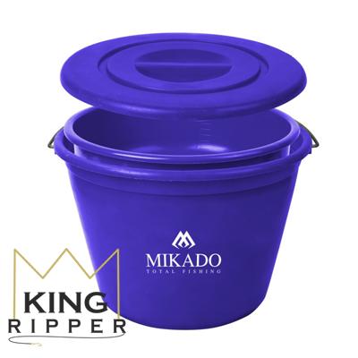 Wiadro 21 l Mikado KING RIPPER