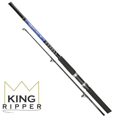 FISH HUNTER SEA PILK Mikado KING RIPPER