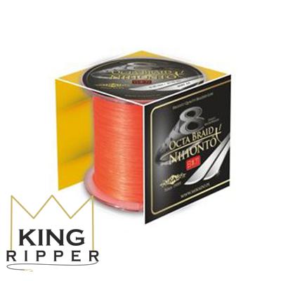 Plecionka a KING RIPPER