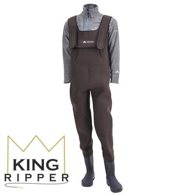 Spodnio-buty UMSN02 Mikado KING RIPPER