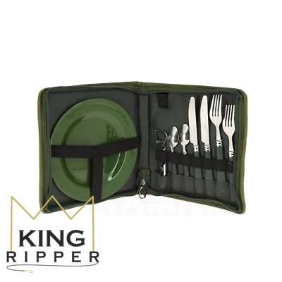 Zestaw piknikowy mały NGT KING RIPPER