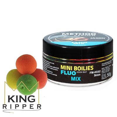 Mini boiles Jaxon KING RIPPER