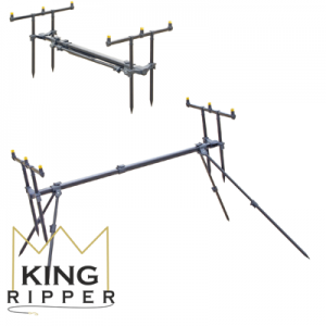 Rod pod team carp Kongr KING RIPPER