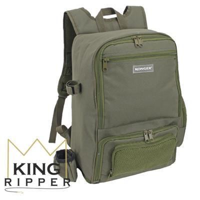 Plecak Team Carp Konger KING RIPPER