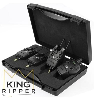 Sygnalizatory 3+1 NGT dynamic 2 KING RIPPER
