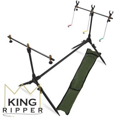 Rod Pod NGT Zestaw swinger KING RIPPER