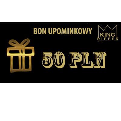 Bon podarunkowy 50 zł KING RIPPER