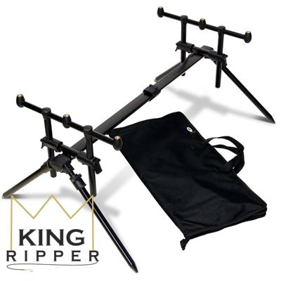 Rod pod QUICKFISH NGT KING RIPPER