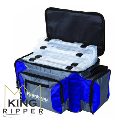 Torba wękarska z pudełkami Jaxon KING RIPPER