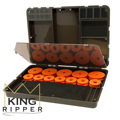 Pudełko magnetyczne organizer NGT KING RIPPER