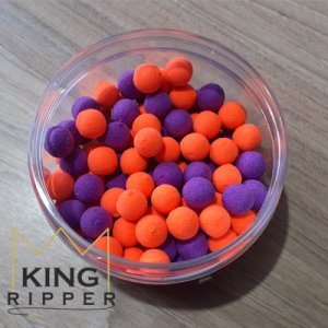 Kulki pływające pop up Guma Balonowa 10mm KING RIPPER