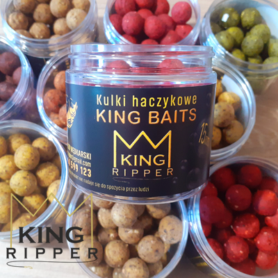 Kulki Haczykowe KING RIPPER 15mm