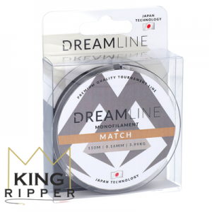 Czarna żyłka DREAM LINE MATCH 150m Mikado KING RIPPER