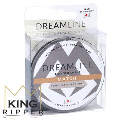 Czarna żyłka DREAM LINE MATCH 150m Mikado KING RIPPER