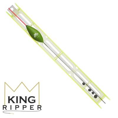 Gotowy zestaw ze spławikiem SMSZ-018 Mikado KING RIPPER