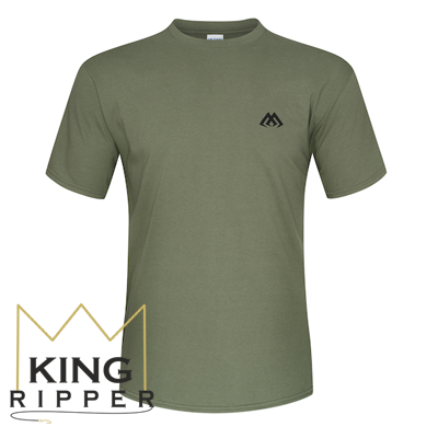 Koszulka Zielona Mikado KING RIPPER