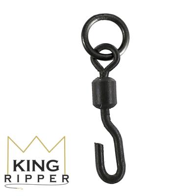 Krętlik karpiowy RONNIE RIG SWIVEL Mikado KING RIPPER