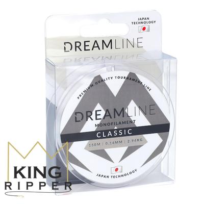 Przezroczysta żyłka DREAM LINE CLASSIC 150m Mikado