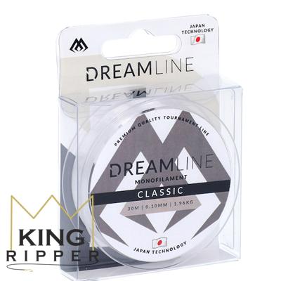 Przezroczysta żyłka DREAM LINE CLASSIC 30m Mikado KING RIPPER