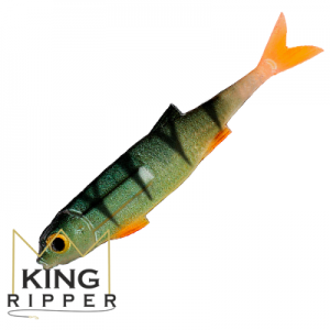 Przynęta FLAT FISH PERCH Mikado KING RIPPER