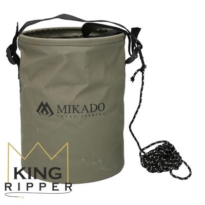 Składane wiadro AMC-021 Mikado KING RIPPER