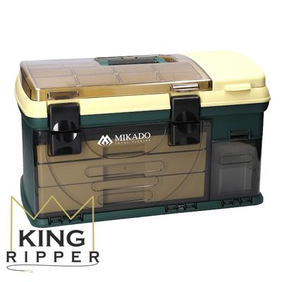 Skrzynka na akcesoria UACH-S001 Mikado KING RIPPER