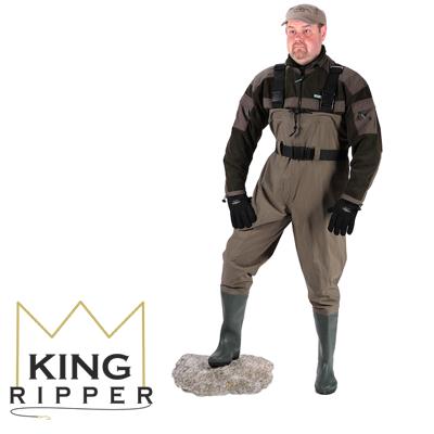 Spodniobuty Wędkarskie Mikado KING RIPPER
