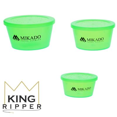 Zestaw Pudełek wędkarskich Mikado KING RIPPER