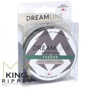 Zielona żyłka DREAM LINE FEEDER 150m Mikado KING RIPPER
