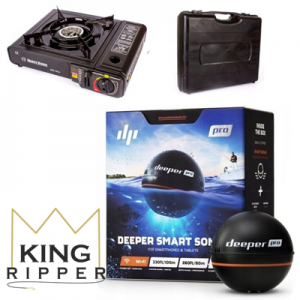 Deeper Pro plus kuchenka KING RIPPER
