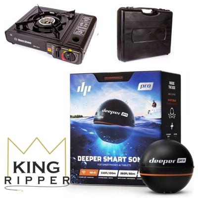 Deeper Pro plus kuchenka KING RIPPER