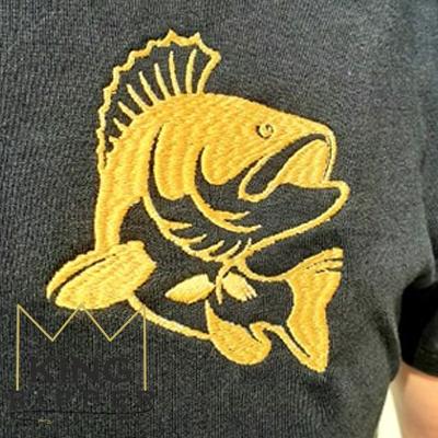 Koszulka Wędkarska Okoń KING RIPPER HAFT