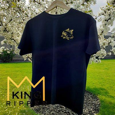 Koszulka Wędkarska KARP KING RIPPER
